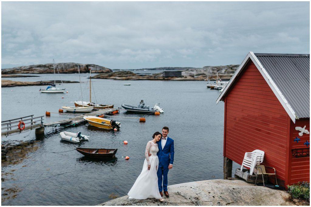Sesja ślubna w Norwegii - Verdes Ende