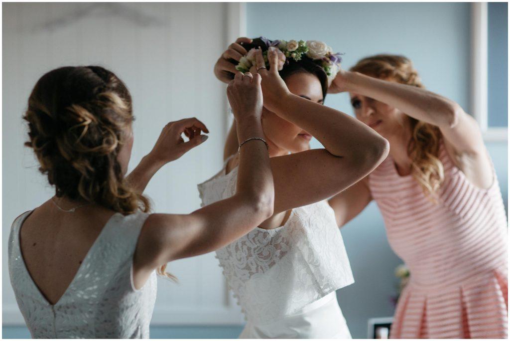 Ślub w stylu marynarskim - Klub Mila Zegrzynek