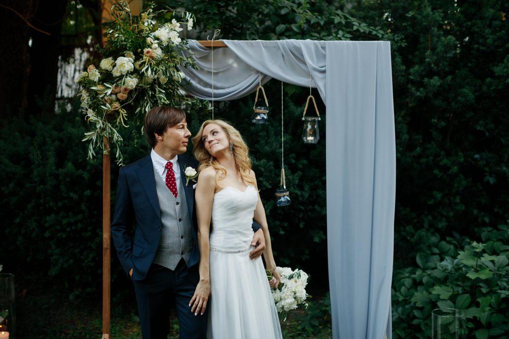romantyczny slub-w ogrodzie villa foksal