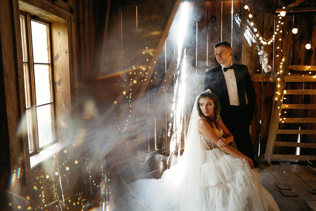 Sesja ślubna w Starym Młynie