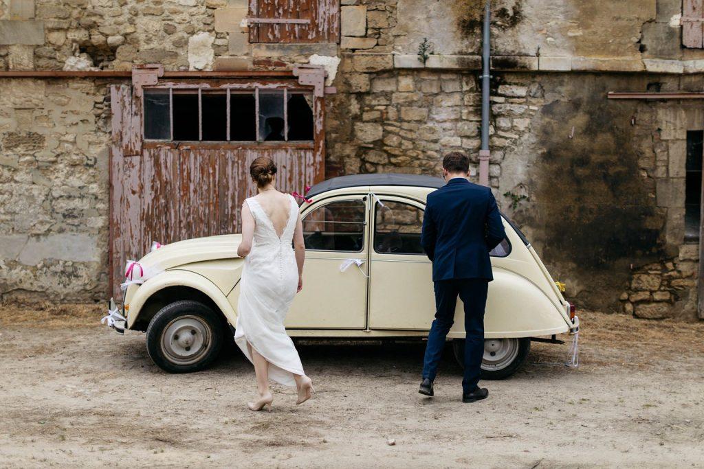 Ślub we Francji i wesele w rustykalnym stylu