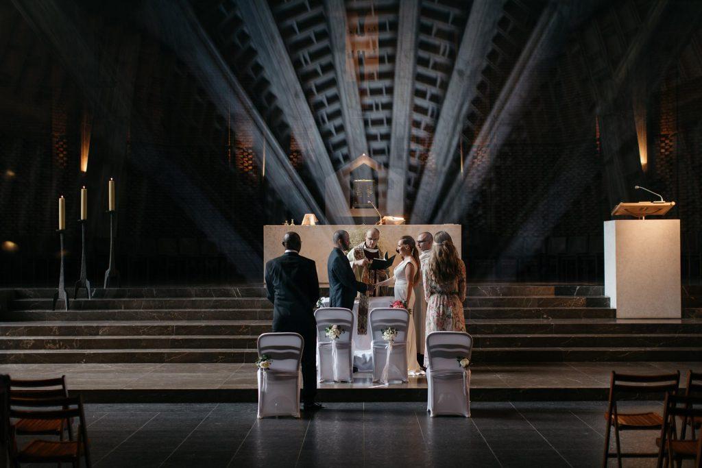 U Dominikanów na Służewie. Polsko - egipskie wesele w Cuda Wianki