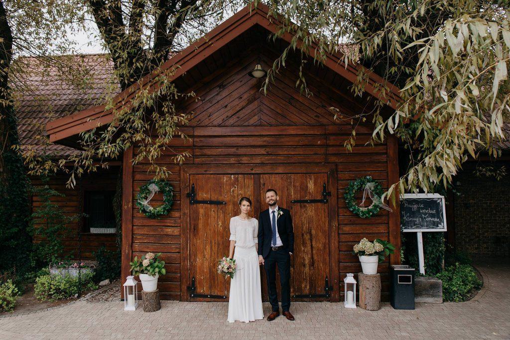 Wierzbowe Ranczo - rustykalny ślub i wesele w stodole