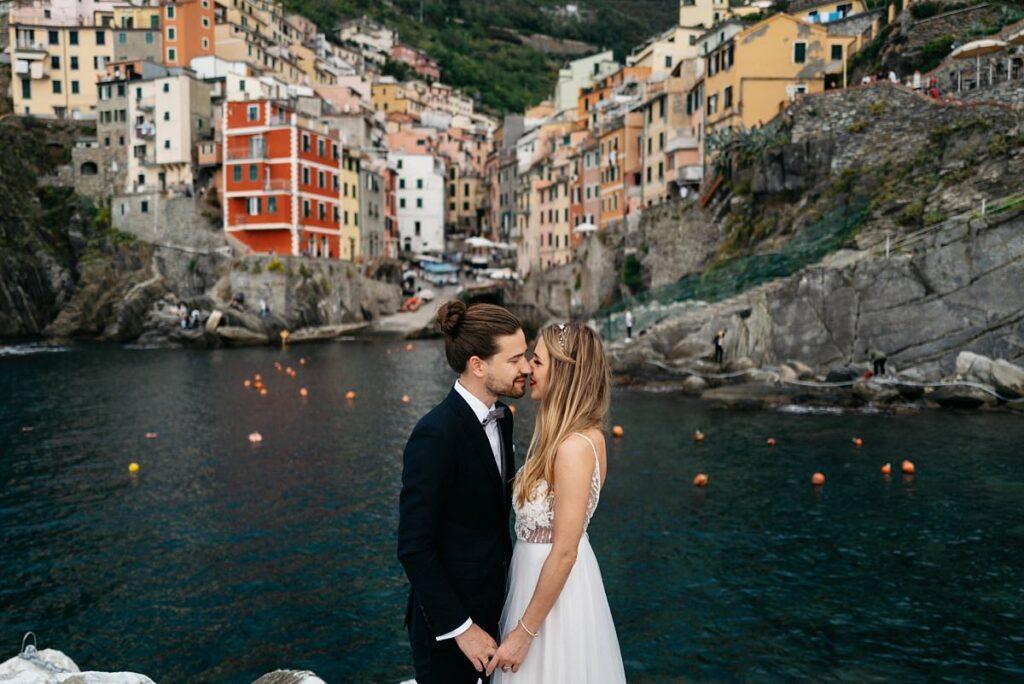 Sesja ślubna w Cinque Terre