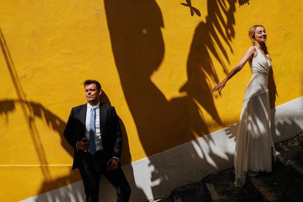 Lisbon Wedding Session
