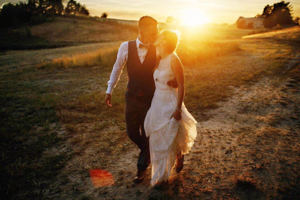 A PICTURESQUE OUTDOOR WEDDING IN KASZUBY POLAND