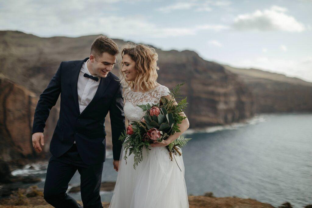 Wedding session on the Madeira Island