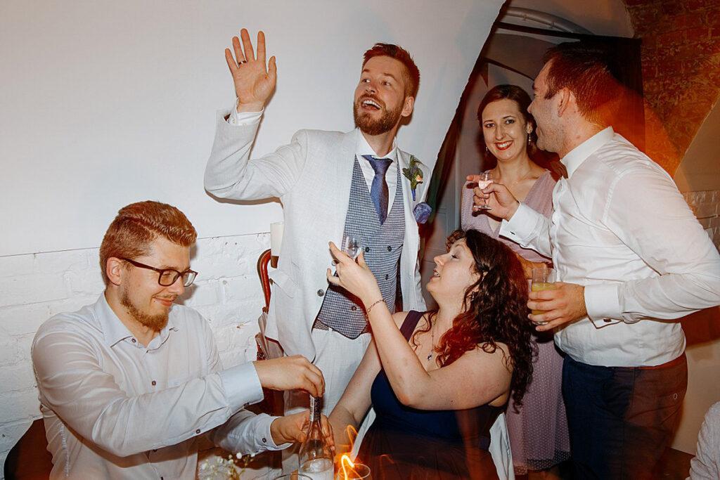 Reportaż ślubny w mokoto events
